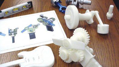 Cómo funciona la impresora 3D