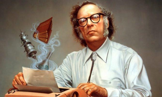 Isaac Asimov, el escritor que predijo el futuro